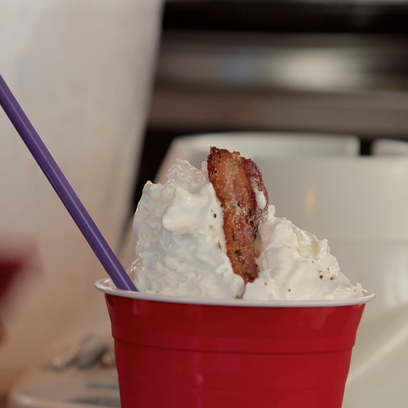 Bacon Milkshake @ Pig Vicious
