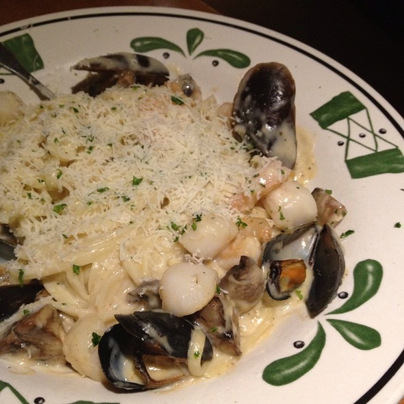 Beautiful Seafood Portofino At Olive Garden