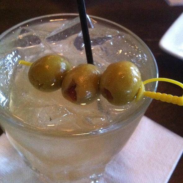 Dirty Martini - ZEN on Ten, Atlanta, GA