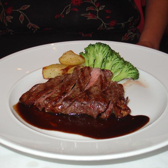 Steak - Bacco Ristorante, San Francisco, CA