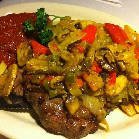 Italian Steak @ Reale's Pizza & Cafe