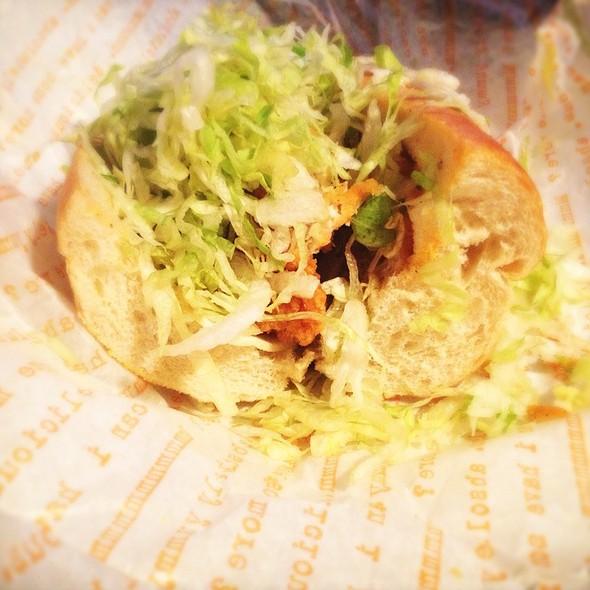 Chicken Tender Sub @ Publix Super Market