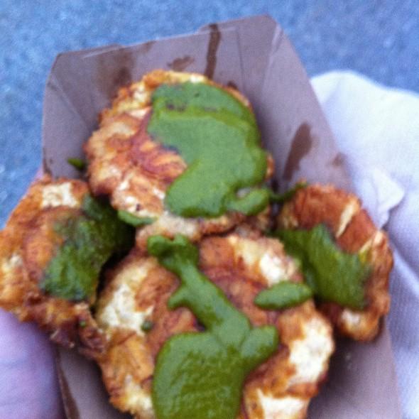 Tostones @ Clover Food Truck