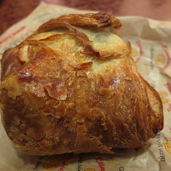 Butter Quark Turnover @ Luneburger German Bakery