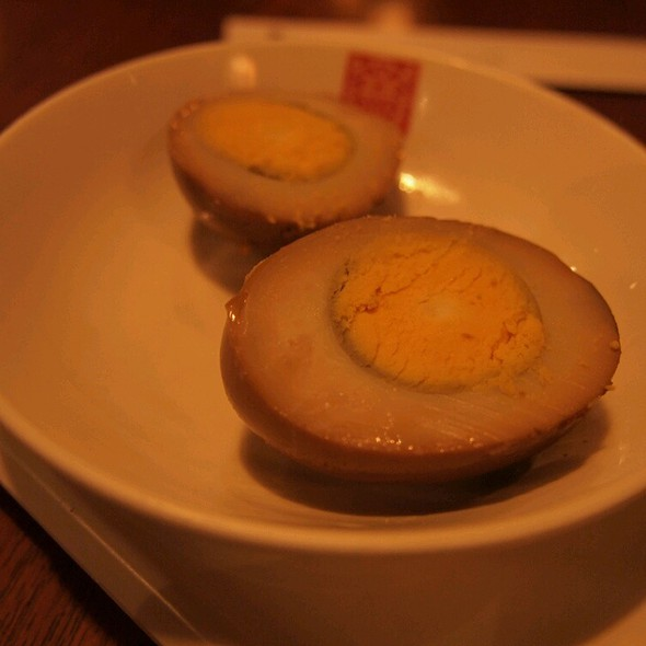 Tea Braised Egg
