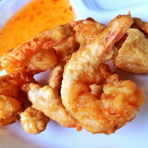 Sweet & Sour Battered Shrimp @ Rasa Ria