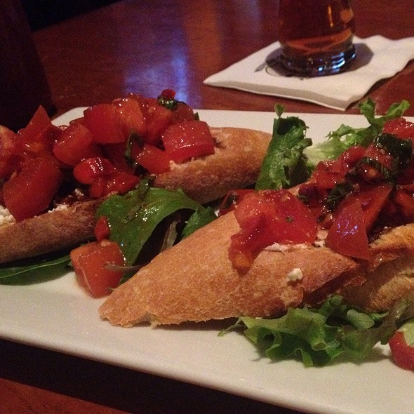 Bruschetta Milano - Mustang Harry's, New York, NY