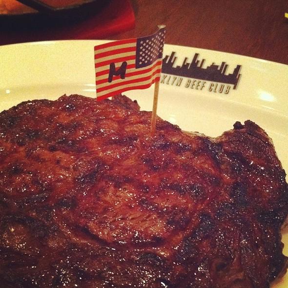 Steak @ Brooklyn Beef Club