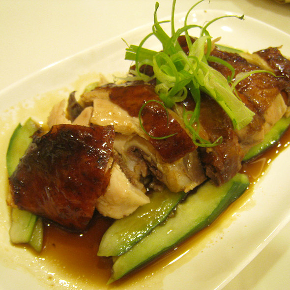 Roast Chicken @ The Chicken Rice Shop