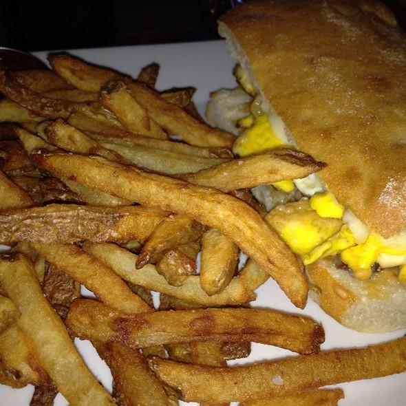 Strip Steak Sandwich @ For Pete's Sake Pub