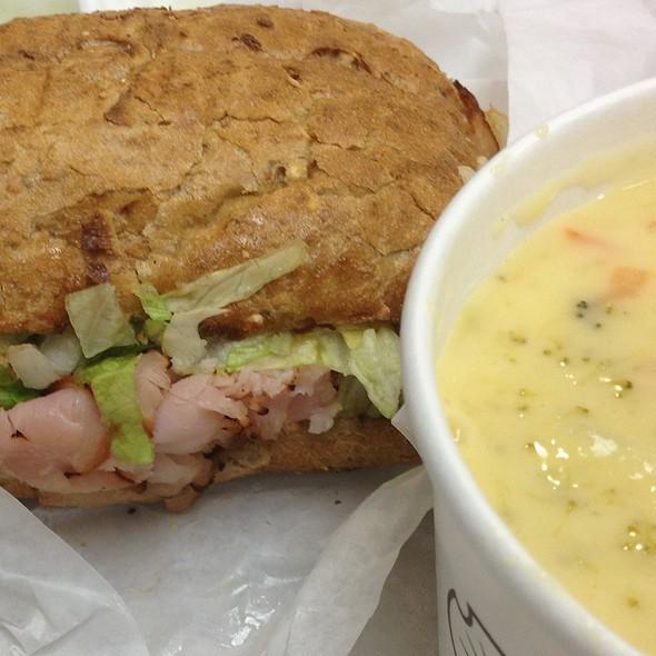 Smoked Ham @ Potbelly Sandwich Shop