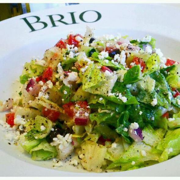 Brio Restaurant Rockville Md Menu