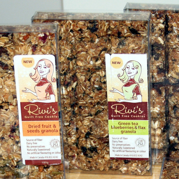 Granola @ Ambrosia Natural Foods