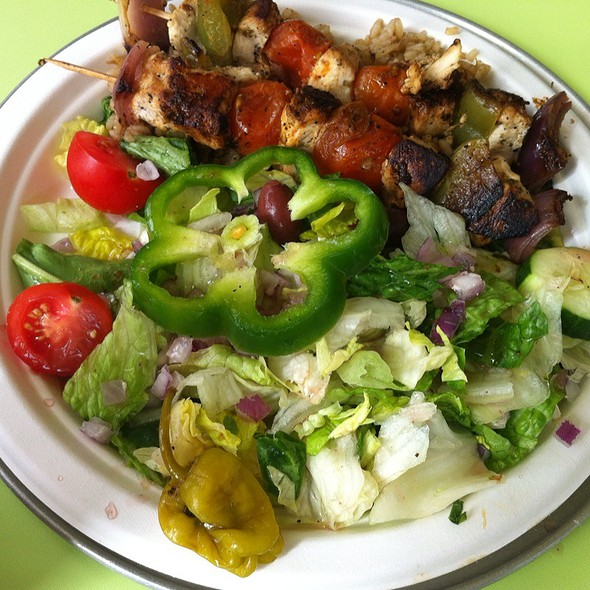 Zoes Kitchen Chicken Kabob zoe's kitchen menu - columbia, sc - foodspotting