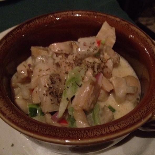 Baby Conch In Garlic Butter @ Richie's Café