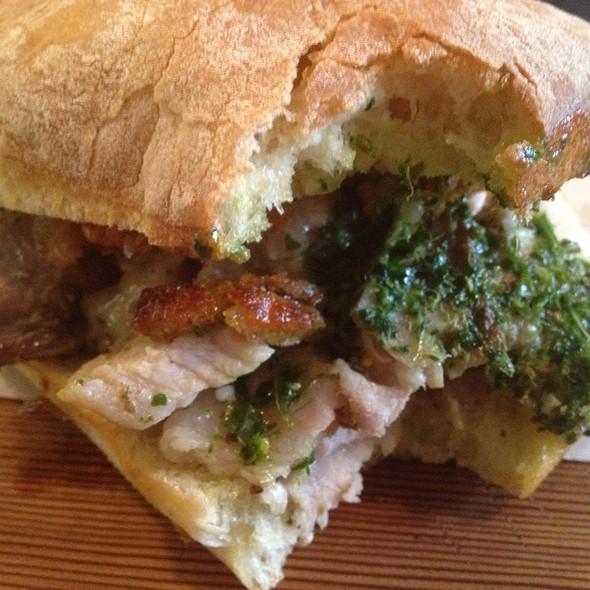 Porchetta Sandwich @ Meat & Bread