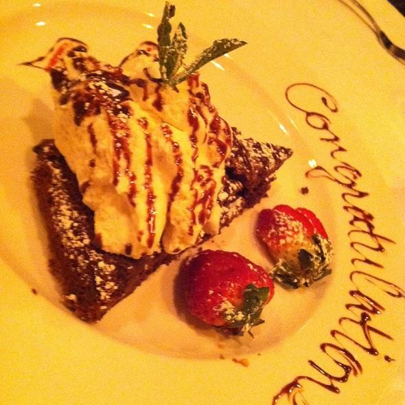 Chocolate Nemesis @ Pasta Tree