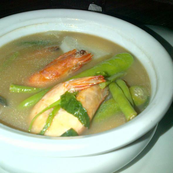 how to cook sinigang n hipon