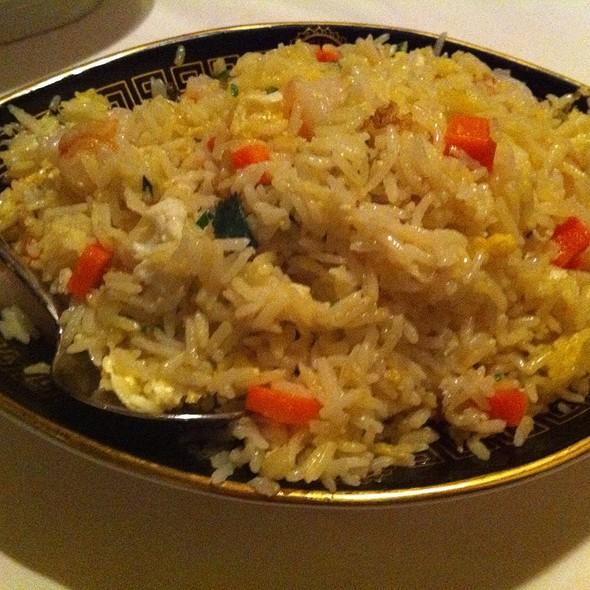 Shrimp Fried Rice @ Pagoda Restaurant