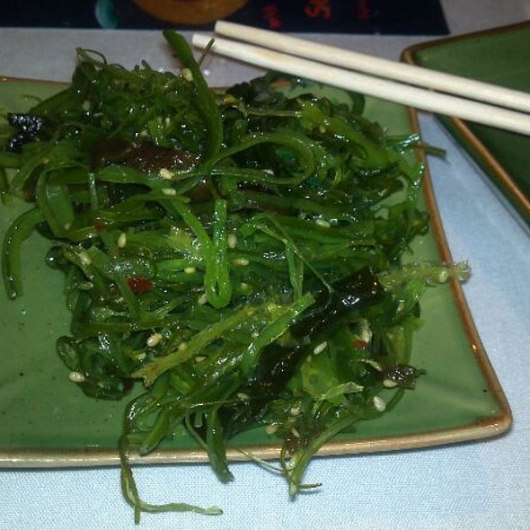 Seaweed salad @ Shogun Peking Palace