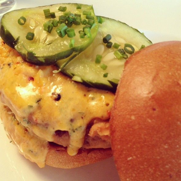 Southern Burger @ FLIP burger boutique
