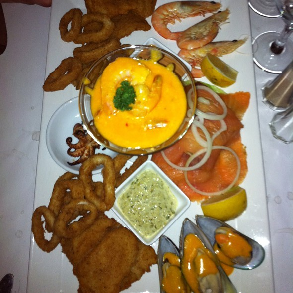 Seafood Platter @ Limor's International