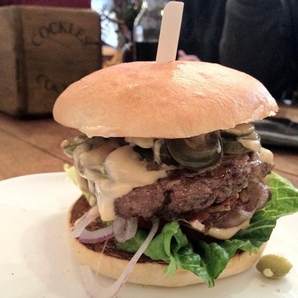 Chilli Burger @ Die Fette Kuh