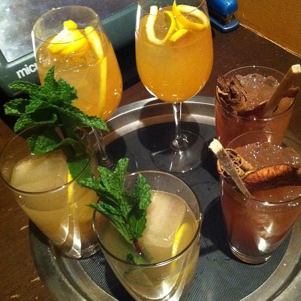 Cocktails @ Oyamel Cocina Mexicana