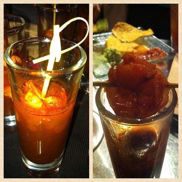 Shrimp Soup @ Oyamel Cocina Mexicana
