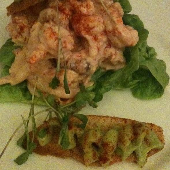 Shrimps @ Maze Grill