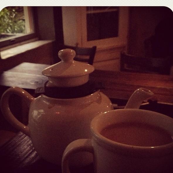 Almond Cookie Tea