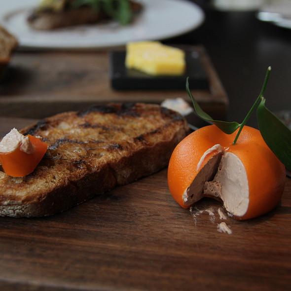Meat Fruit @ Dinner by Heston Blumenthal