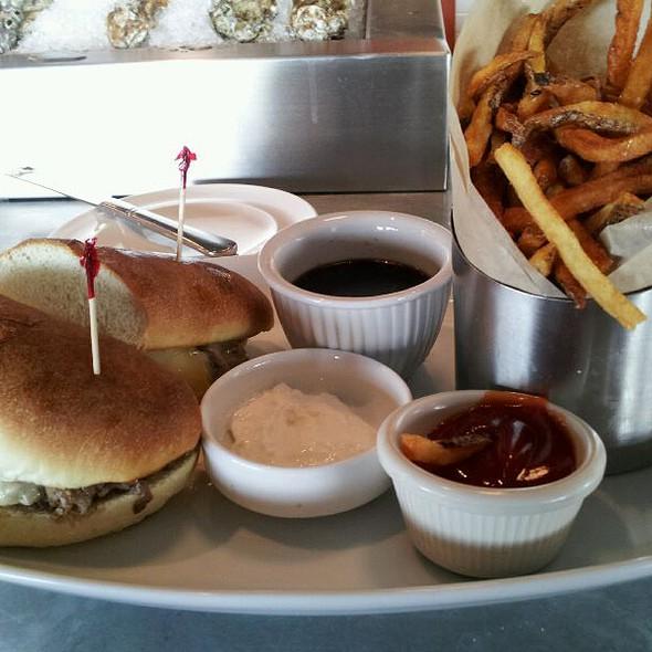 French Dip Sandwich @ Le Grand Bistro Americain