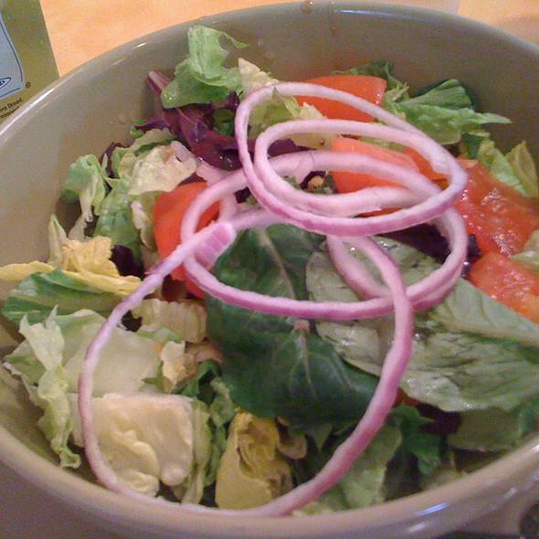 garden salad @ Panera Bread