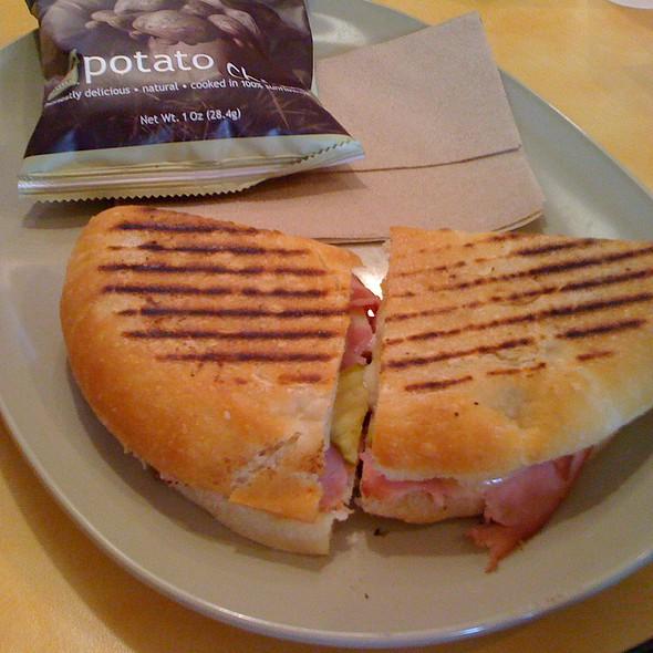 Cuban Panini @ Panera Bread