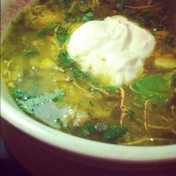 Ajiaco Soup - Bogota Latin Bistro, Brooklyn, NY