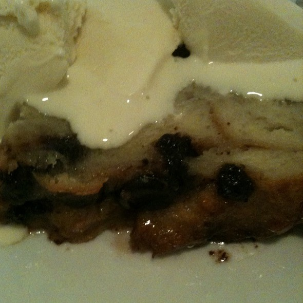 Chocolate Banana Challah Bread Pudding @ all the best fine foods