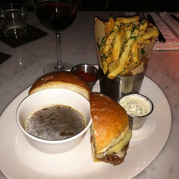 The Frenchie Burger @ BLVD