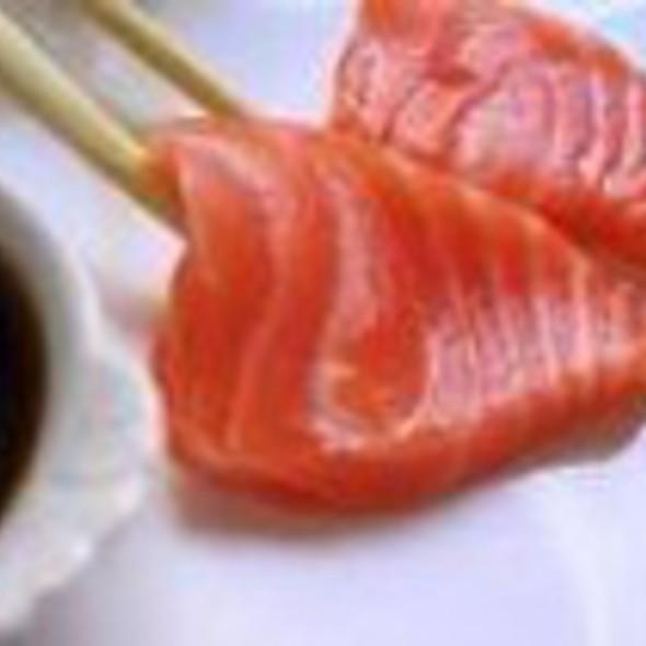 Sashimi @ Kanpai Cozinha Oriental