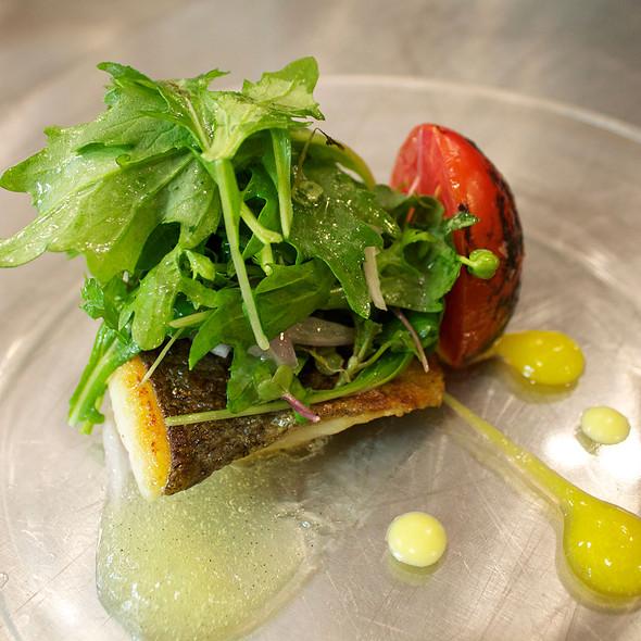 Ozark Trout as Salad @ Prime 1000
