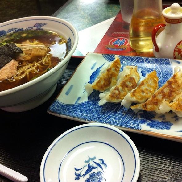 Ramen @ Toshi Restaurant