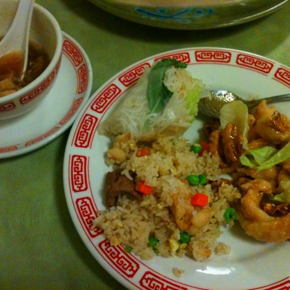 Chinese @ Eagle Restaurant
