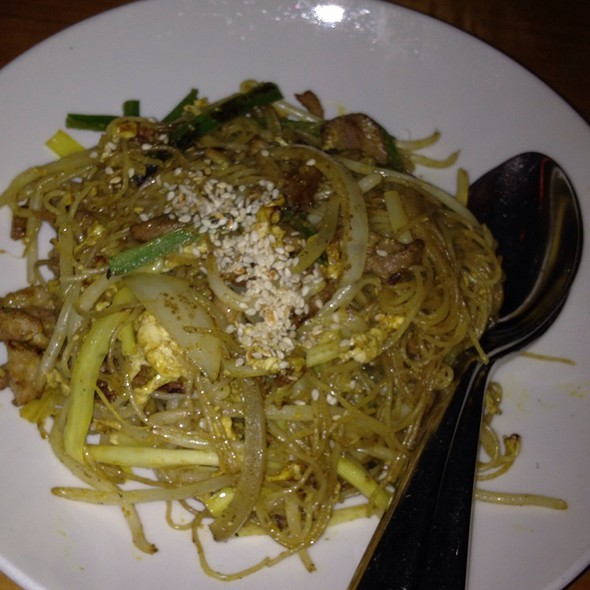Vermicelli Stir Fry @ Heaven's Dog