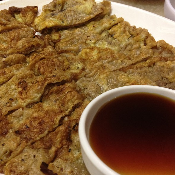 Meat Jun @ chodang restaurant