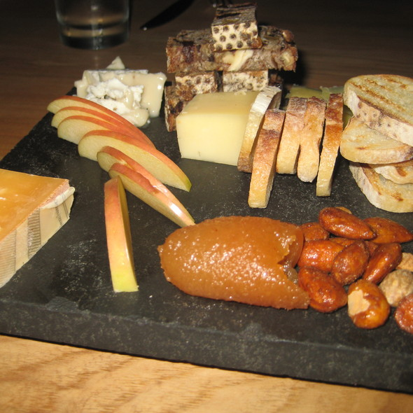 Assortment of Cheese @ BLD