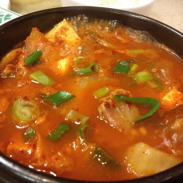 Kim Chee Stew @ chodang restaurant