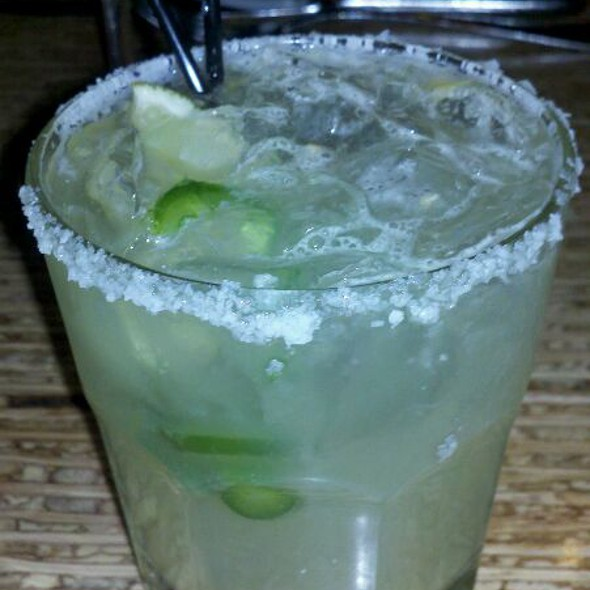 Smoking Cowboy Margarita @ Old Blinking Light