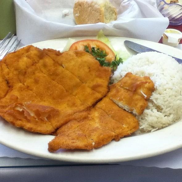Melanesa De Pollo @ Mario's Peruvian & Seafood