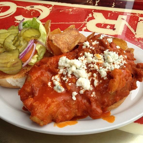 Buffalo Chicken Sandwich @ The Tavern