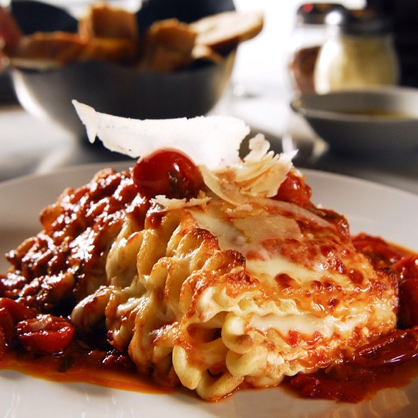 lasagna @ Salvatore's - Theater District